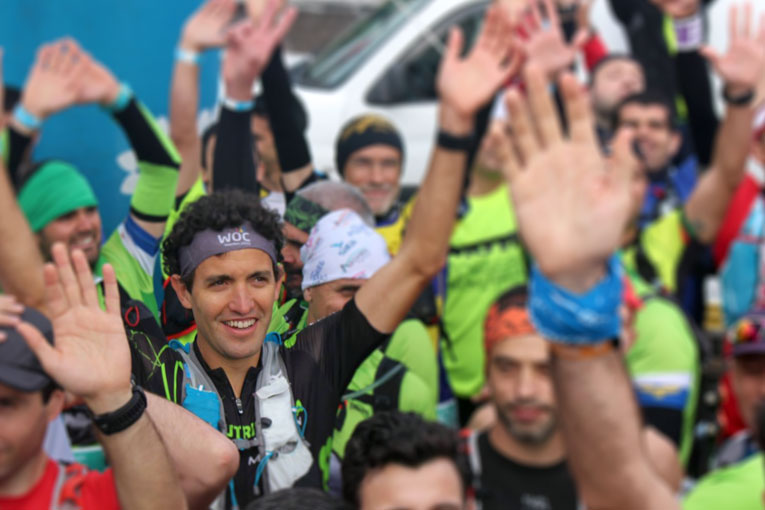 Tiago Aires vence prova mais longa (50 km) do trail do Porto da Cruz